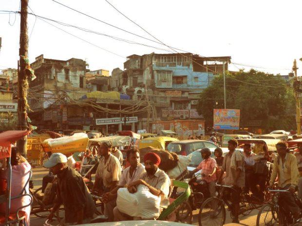 old delhi in neu delhi.