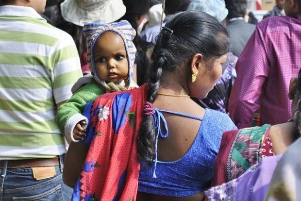 Kazal - schwarzer Kajal um die Augen schützt vor bösen Blicken