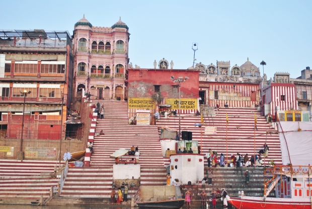 colourful benares