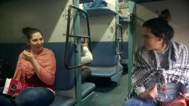 Zugabenteuer - auf nach Agra!