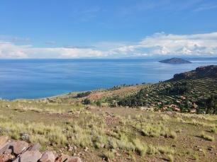 lake titicaca - amantani